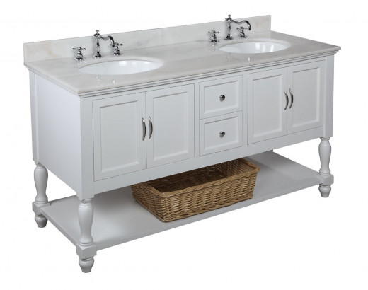 Find vanities online with Pottery Barn style...for less!