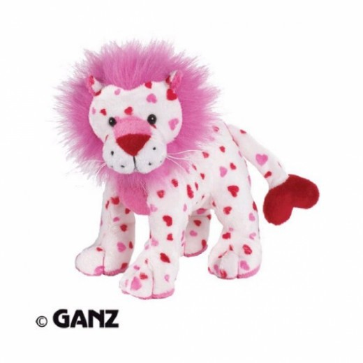Webkinz Love Lion
