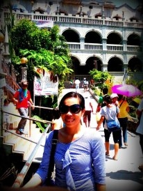 My Visit at the Virgin Mary of Simala