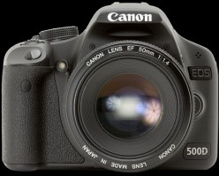 Why you've got to get a Canon EOS 500D Rebel T1i DSLR Camera