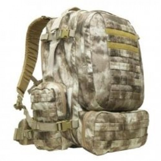 Condoe 3 Day Assault pack