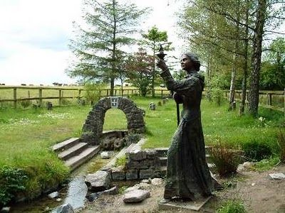 St Brigid's Well, Kildare, Ireland