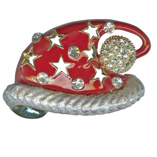 Kirks Folly Magic Santa Hat Pin