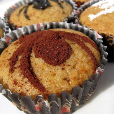 Pumpkin Spider Cupcake