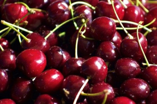 Are cherries your favourite smoothie fruit?