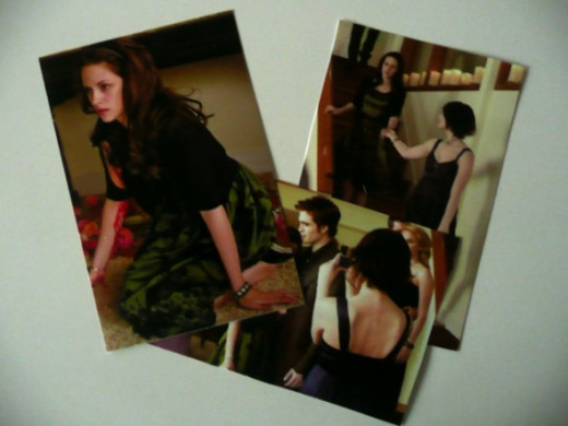 Photos from Bella's party in New Moon