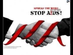 Red. Coloring the AIDS Free Generation