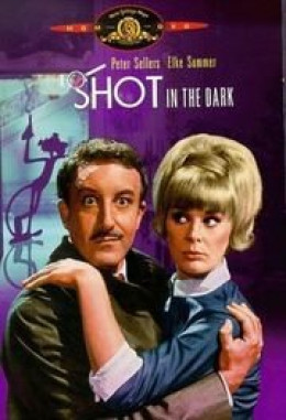 Number 7 in My Top Comedies - A Shot in the Dark 1964