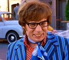 My 10 Best Comedy Movies List #6 - Austin Powers: International Man of Mystery