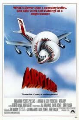 My 10 Best Comedy Movies List #4 - Airplane!