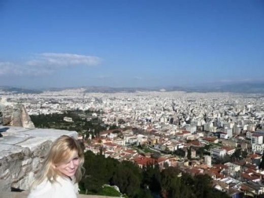 I love the city of Athens!