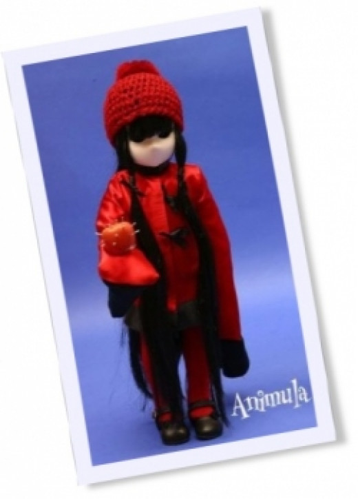Little Apple Dolls - Animula