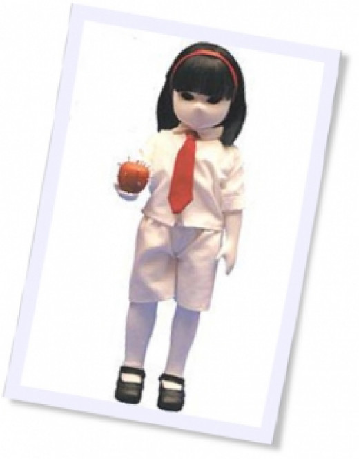 Little Apple Dolls - Mentis