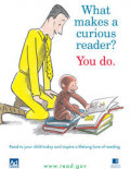 Take the advice! Grab a book and read to your kids. You will be teaching them something valuable for life.