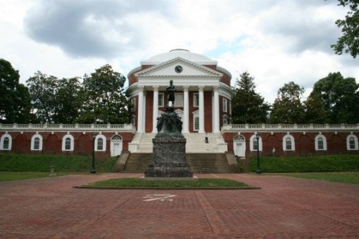 University of Virginia. Photo by John Grunert.