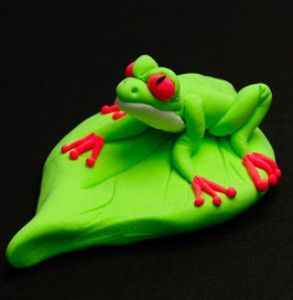 frog-clay