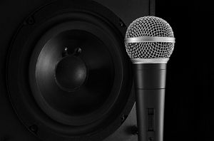 Select the right quality microphone