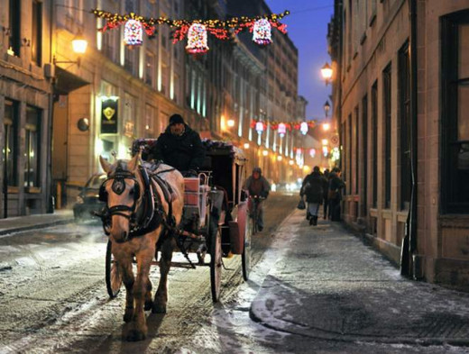 Tourism Montreal: Old Montreal