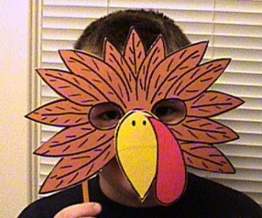 40 best thanksgiving arts and crafts hubpages for Thanksgiving turkey arts and crafts