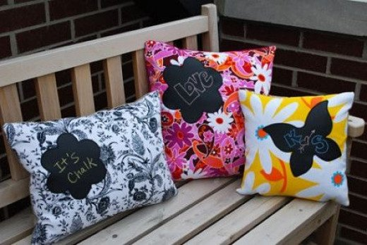 pillow-chalkboard