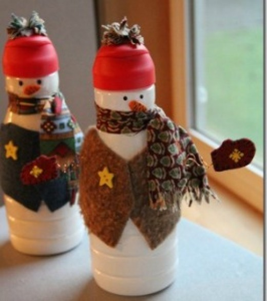 71 Inspiring Craft Ideas Using Plastic Bottles Feltmagnet