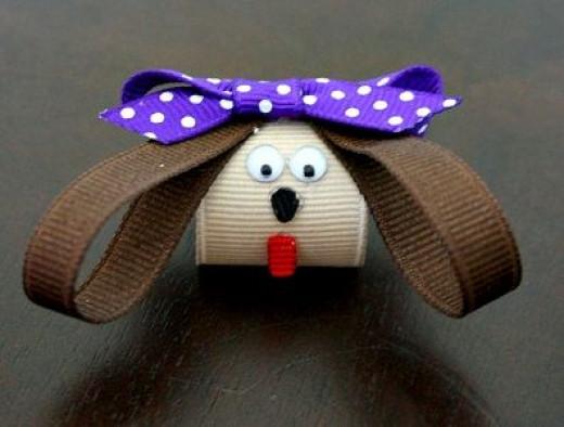 puppy-bow