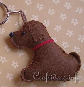 puppy-keychain