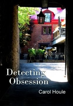 Cover of the novel Detecting Obsession