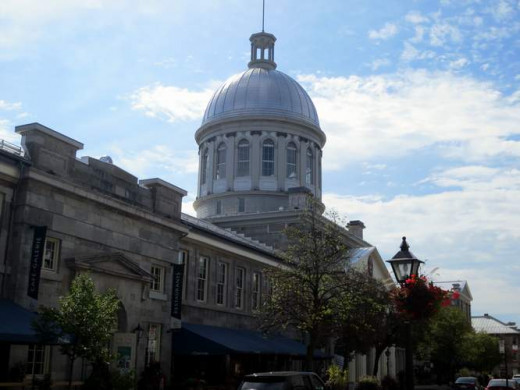 The Bonsecours Market