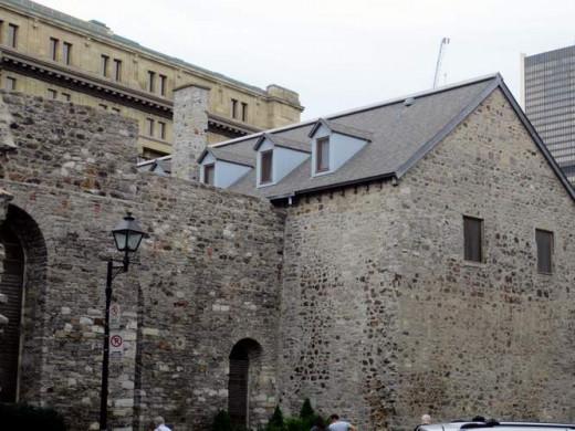 Grey Nuns monastery.