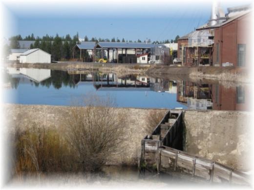 Mill in Oregon