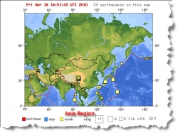 Qinghai Province, China earthquake