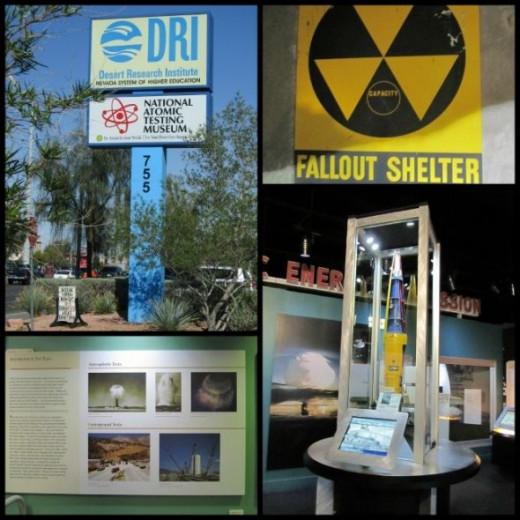 Nevada Atomic Testing Museum