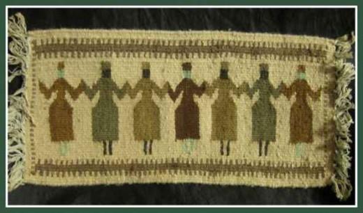 Native Weaving Patterns