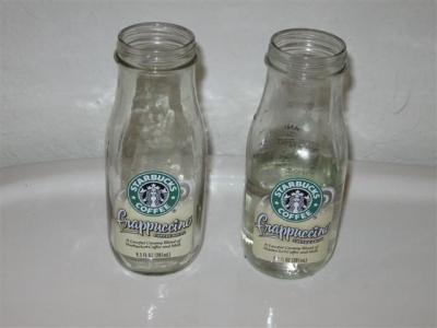 Make Stickers for Starbucks Bottles