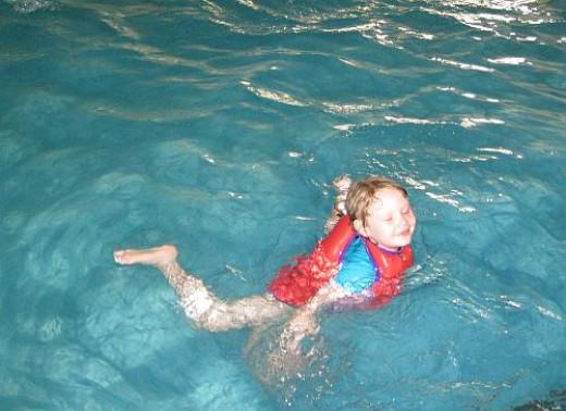 Swimming is Fun Too!