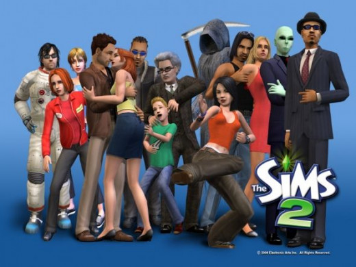The Sims 2 Legacy Challenge