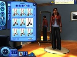 Create a Sim in Sims 3: An Everyday Outfit --The Shoes