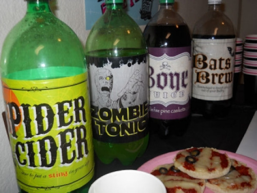 Spooky Sodas