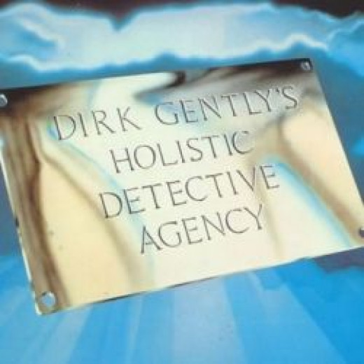 Dirk Gently's Holistic Detective Agency (cover art)