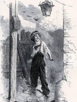 Gavroche Jondrette (aka Thenadier)