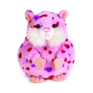 Webkinz Cinnamon Mazin Hamster. Includes Free Webkinz In Game Code