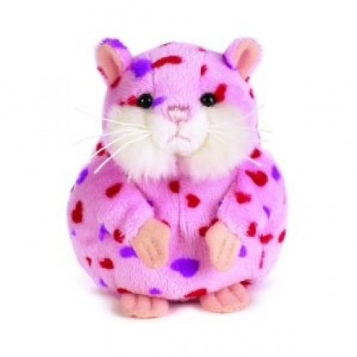 Webkinz Cinnamon Mazin Hamster. Includes Free Webkinz In Game Code