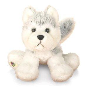 Webkinz Husky Puppy. Includes Free Webkinz In Game Code