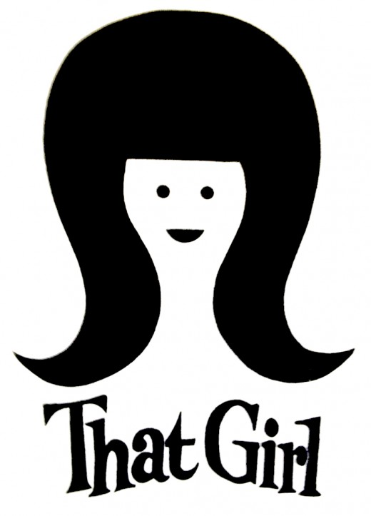 I found this, another image based on the logo for That Girl.