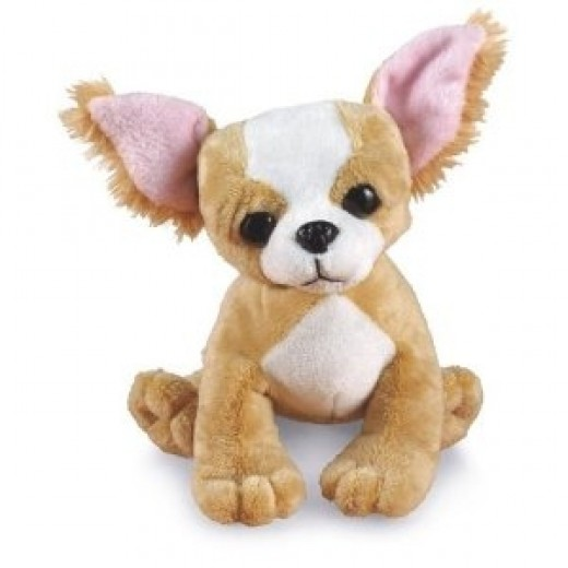 Webkinz Chihuahua Puppy. Includes Free Webkinz In Game Code
