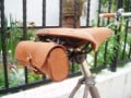 Top 4 Leather Bicycle Saddle Bags: Reviews, Picks & Tips
