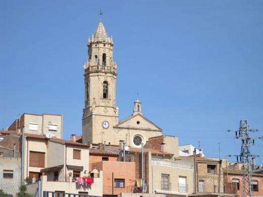 Town Square, Maspujois