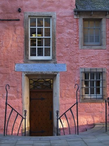 Abbot House, Fife, Scotland