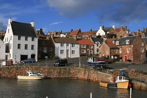 East Neuk of Fife, Scotland